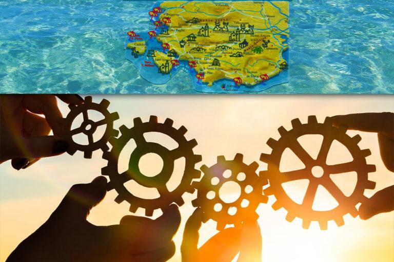 Partners dell'Associazione Turistica Luci del Sulcis