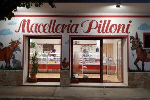 Macelleria Pilloni Sant'Anna Arresi Partner Associazione Turistica Luci del Sulcis