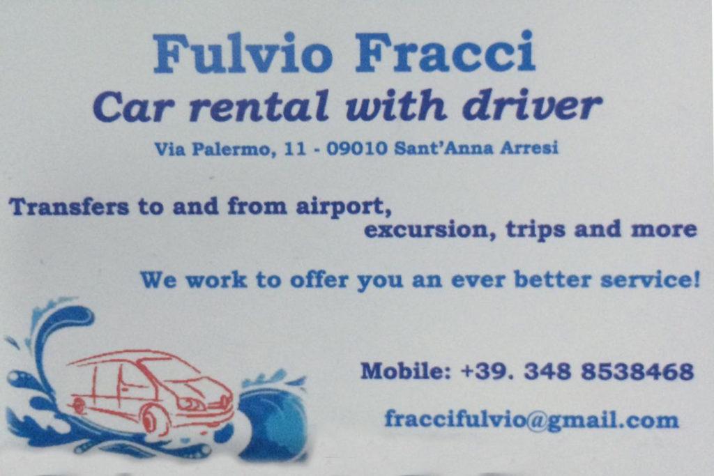 NCC di Fulvio Fracci
